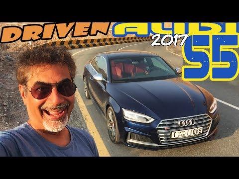 2017 Audi S5 review - the in-betweener!