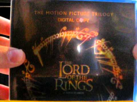 Rings Dvd Unboxing