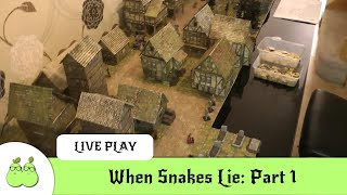 Dungeons & Dragons 5th Edition - When Snakes Lie: Part 1