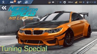[BMW M4 Tuning] Need for Speed - No Limits [1080p / FullHD]