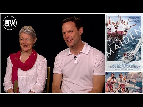 Alex Holmes & Tracy Edwards - On The Incredible Journey Of Documentary Maiden