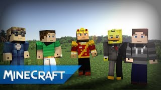 "♫""Story Of MineCraft"" - A MineCraft Parody of Story of My Life By One Direction"
