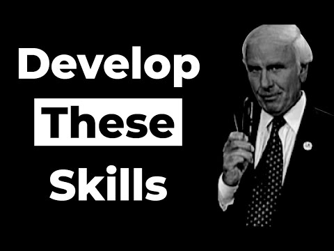 5 Must Have Skills for Business and Network Marketing | Jim Rohn