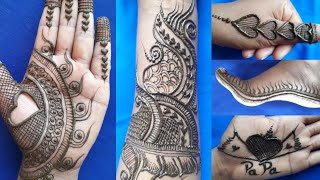 beautiful and latest mehndi designs | mehndi for hands | mehndi designs | Arabic mehndi #mehndiphoto