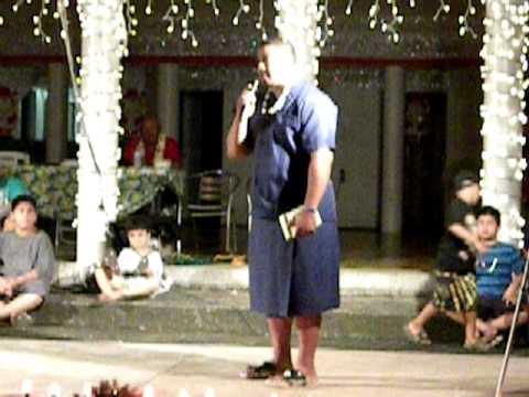 Paki Opening For Last Light Show 12/23/11 Am. Samoa