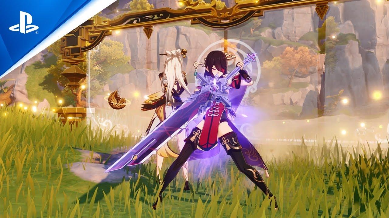 原神 –State of Play トレーラー  PlayStation®4