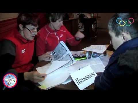 30-е Зимние Олимпийские игры сельских спортсменов Алтая 2015 Начало соревнований