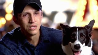 He Had OCD, His Dog Is His Best Friend and His Performance Is AMAZING