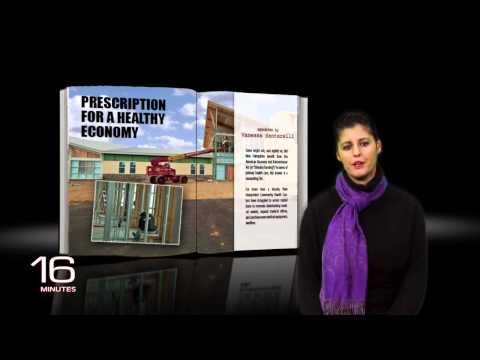 16 Minutes: Open Doors to Health in New Hampshire - 3 Minute Excerpt