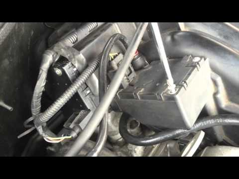 How To Remove Your VIS Motors MG ZT/Rover 75 KV6 Engine VN20