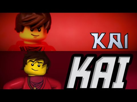 LEGO Ninjago Masters Of Spinjitzu Intro Recreation!
