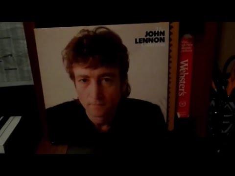 John Lennon - The John Lennon Collection [Original Stereo Pressing] (Vinyl Review)