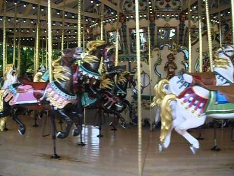 Worlds of Fun Illions Carousel
