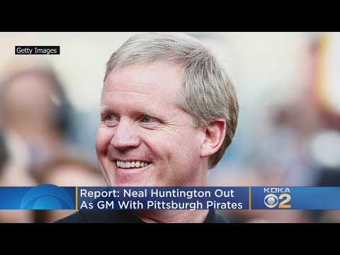 Report: Neal Huntington Out As Pirates GM