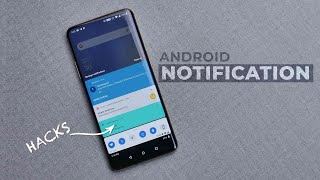 7 Cool Android Notification Hacks!