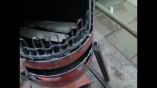 Building My Wood Burning Stove - From Gas Bottles - Part Two