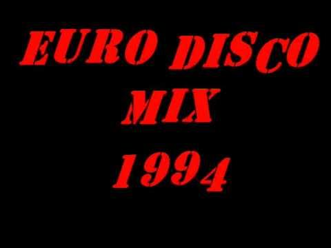 EURO DISCO MIX 1994
