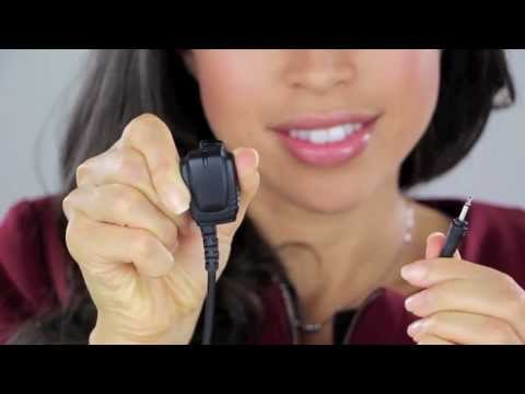Wireless Pacific ITRQ Premium Ear Microphone & Earpiece Review
