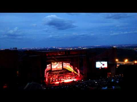 Baba Yetu Live at Red Rocks, conducted by Christopher Tin