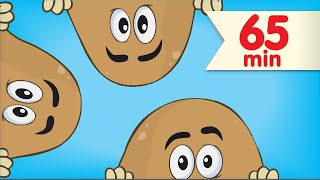 One Potato, Two Potatoes | + More Kids Songs and Nursery Rymes