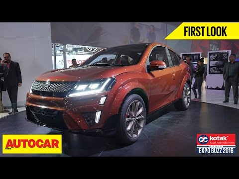 Mahindra XUV Aero First Look Autocar India Presented By Kotak Mahindra Prime