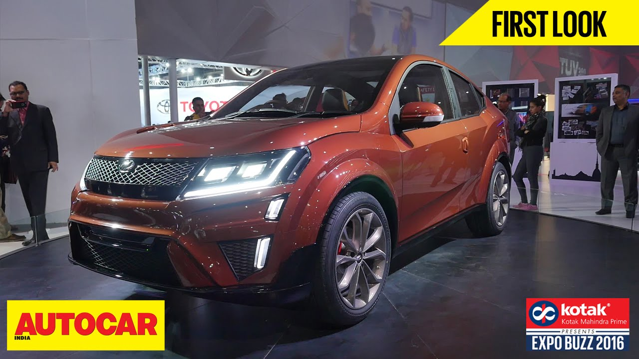Mahindra Xuv Aero First Look Autocar India Presented By