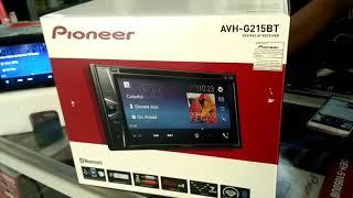 Pioneer AVH-G215BT