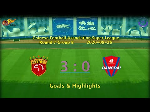 Shanghai SIPG Chongqing Lifan Goals And Highlights