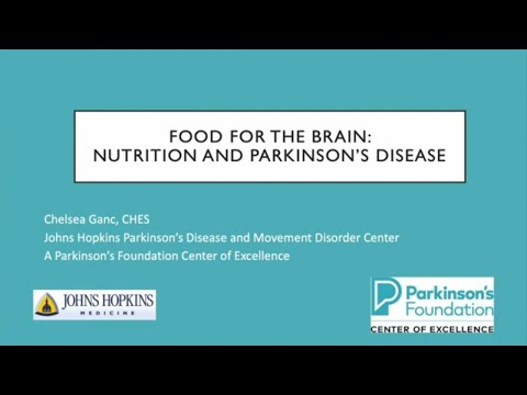 Food for the Brain: Nutrition and Parkinson's Disease | 2019 Udall Center Research Symposium