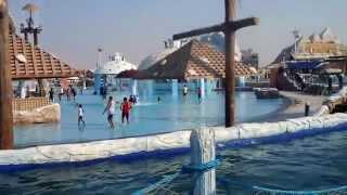 видео Путешествие в Арабские Эмираты. Курорт Рас-Аль-Хайма.