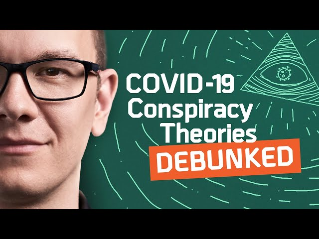 COVID-19 Conspiracy Theories DEBUNKED / Episode 18 - The Medical Futurist