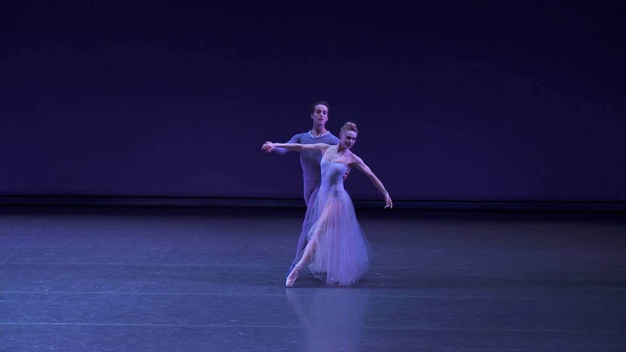 Anatomy Of A Dance Serenade With Sara Mearns Youtube