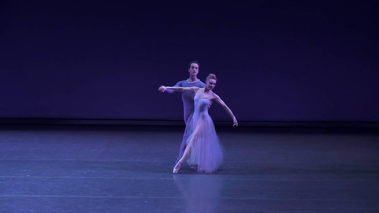 Sara Mearns on SERENADE: Anatomy of a Dance