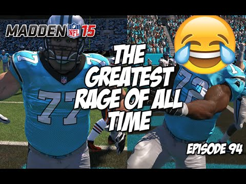 MADDEN 18 YEAR OLD | THE GREATEST RAGE VIDEO OF ALL TIME | MADDEN GAMEPLAY