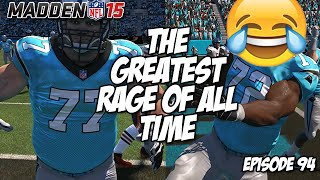 Madden 17 Year Old  The Greatest Rage Video Of All Time  Madden Gameplay