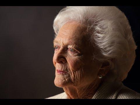 Remembering Barbara Bush, political dynasty matriarch