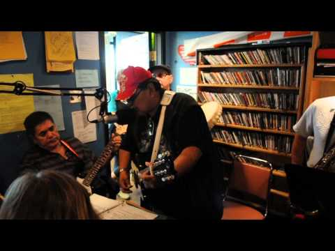 Rez Warrior song Residential School ..CJSF 90.1 fm radio show, Sound Therapy Radio.