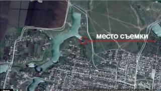 Россия напала на Украину. Доказательство обстрела из Гуково