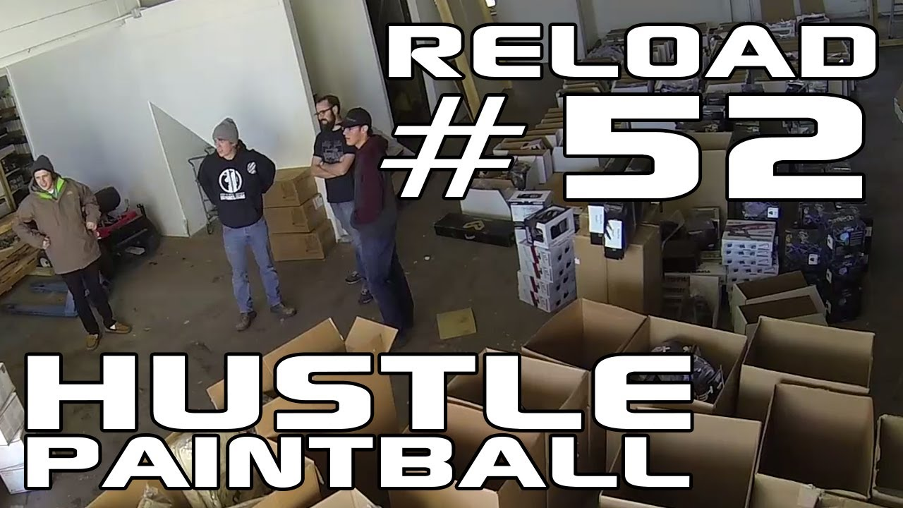 The Hustle Reload 52 - We're finally moved in! Hustle 2.0 is a go!