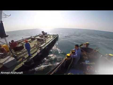 Aljazeera shipping .Transport fuel to islands in Bahrain