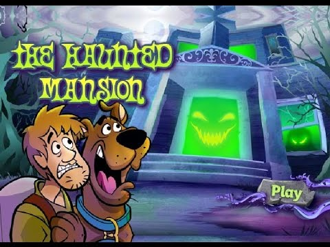 Scooby Doo Haunted Mansion Game Walkthrough