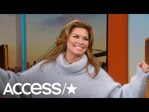 Shania Twain Loves 'Giving Back' As A Mentor On 'Real Country'   Access