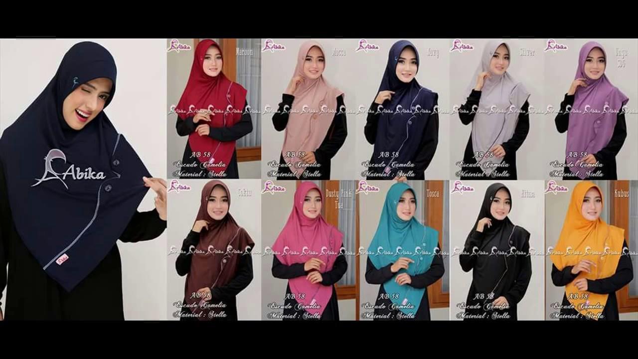 Jual Aneka Hijab Abika Di Brebes Youtube