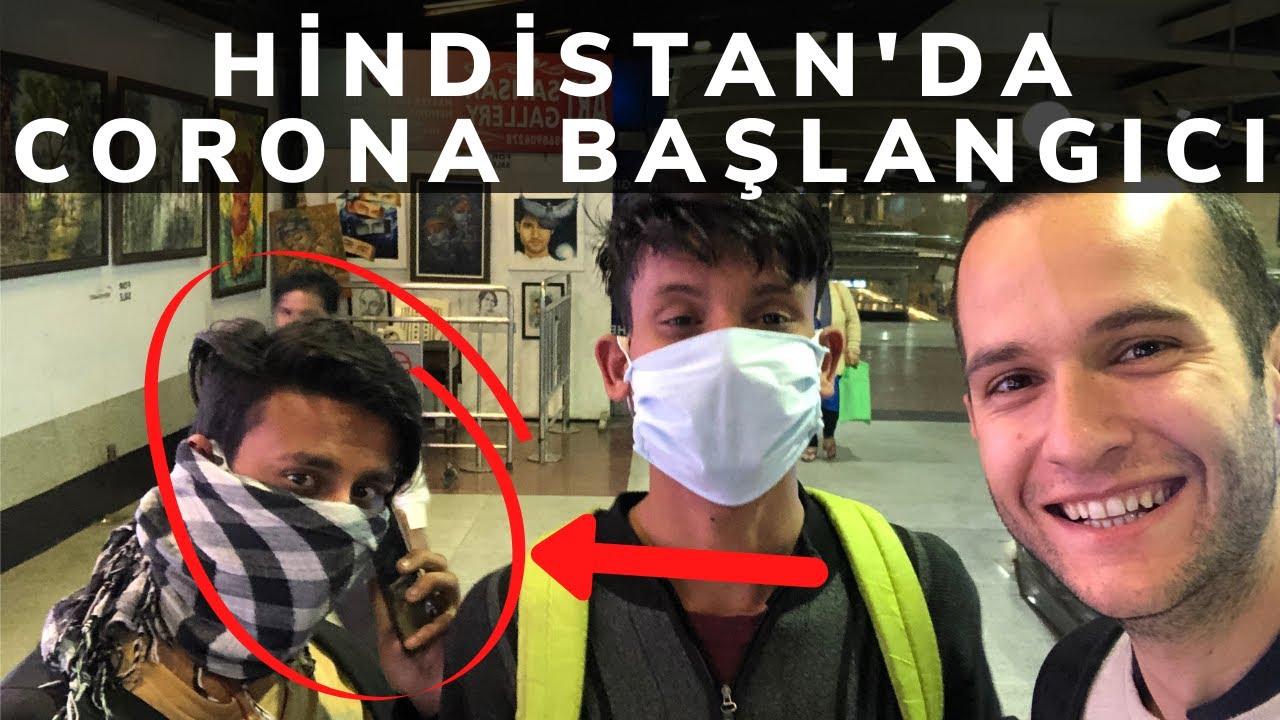 Hindistan'da CORONA VİRÜS algısı - Önlemler ve gerçek hayat