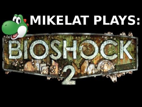 Let's Play Bioshock 2 - Part 1 1080p
