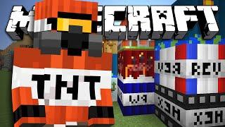 БОГИ ТНТ - Minecraft (Обзор Мода)