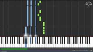 Alexandra Stan - Mr. Saxobeat Piano Tutorial & Midi Download