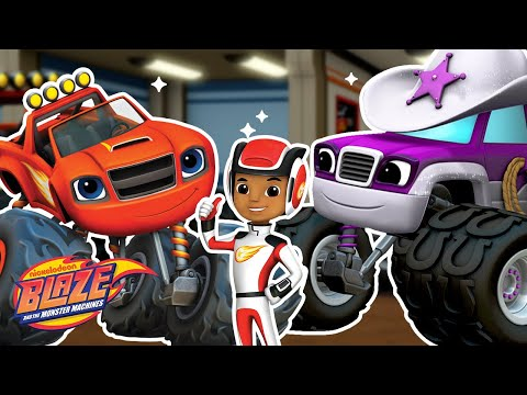 The Driving Force (FULL EPISODE) | Blaze and the Monster Machines
