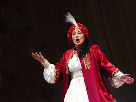 Marita Paparizou    Pensa alla patria LItaliana in Algeri