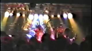 Pantera - Domination (live 20th may 1989)